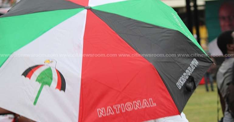 NDC Suspends Ayawaso North constituency Chair Over Gun Claims Against Said Sinare