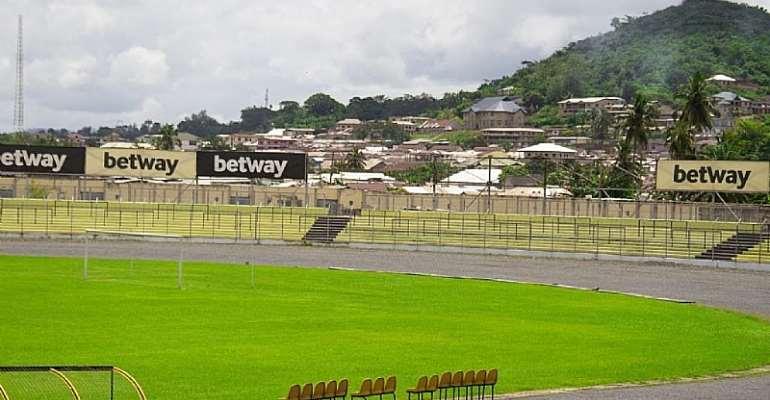 Obuasi Len Clay Stadium