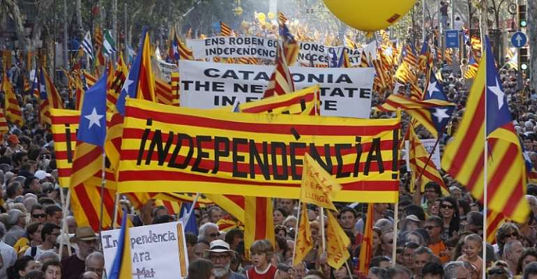 Spain Takes Charge Of Catalan Institutions