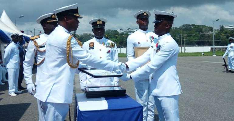 Ghana Navy Gets More Logistics