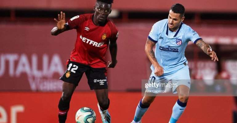 2021 AFCON Qualifiers: Real Mallorca's Baba Iddrisu Gets Maiden Black Stars Call Up
