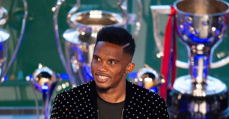 Cameroon Legend Samuel Eto'o Rules Out Career In Politics