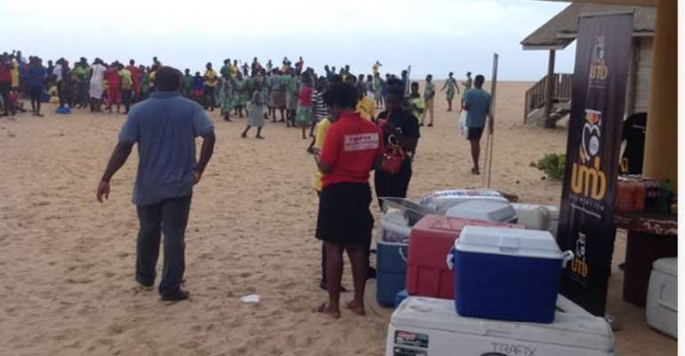 UMB Foundation Clean Anlo Beaches Ahead Of Hogbetsotso Festival