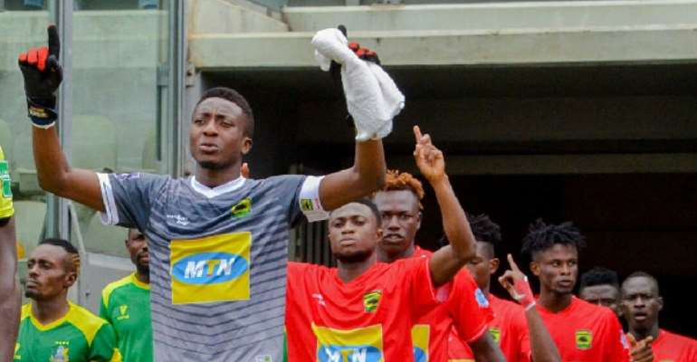 CAF CC: Kotoko To Depart For Ivory Coast On Friday