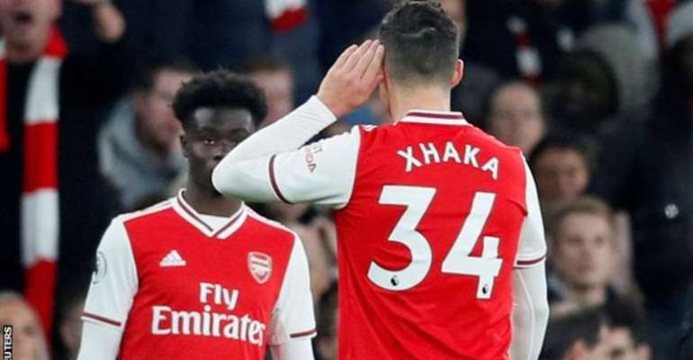 Arsenal To Offer Counseling To Granit Xhaka