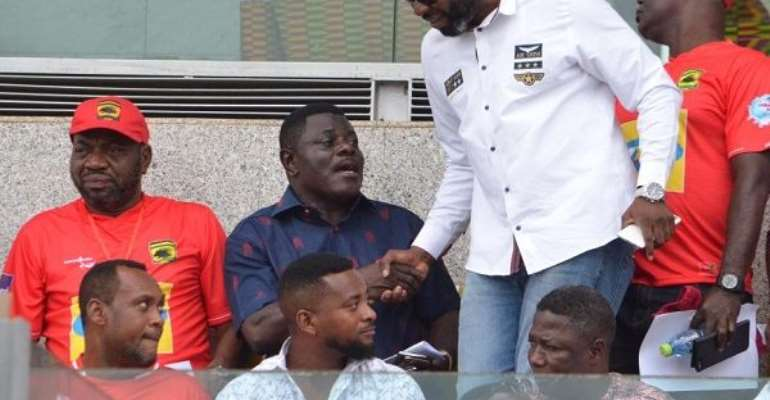 I Am Not Surprised George Afriyie Lost GFA Presidential Elections, Says Kotoko CEO