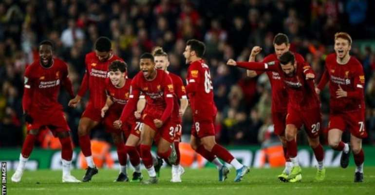 Carabao Cup: Liverpool Beat Arsenal After 10-Goal Thriller