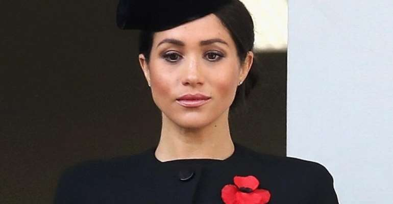 Duchess Meghan: She suffers under the Discriminatory and primitive British press