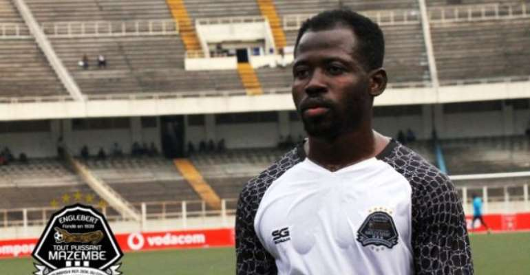 2021 AFCON Qualifiers: Torric Jibril Named In Ghana's Squad For South Africa, Tomé & Príncipe Clash