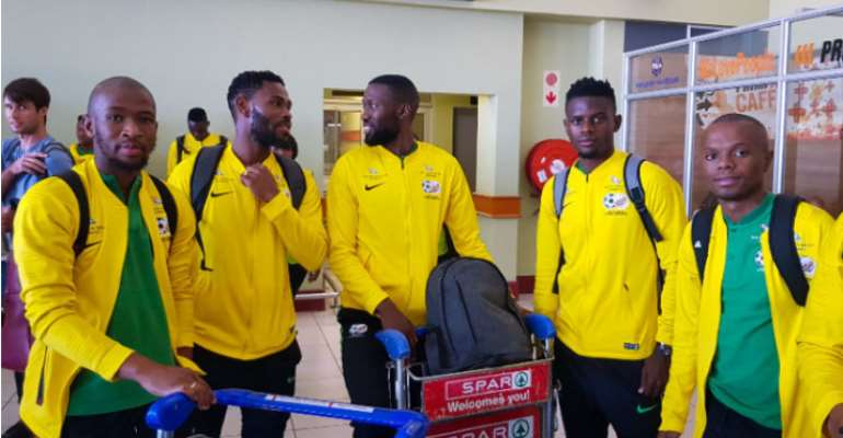 2021 AFCON Qualifiers: South Africa To Arrive In Ghana On November 11