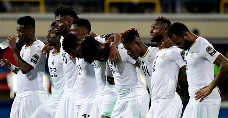 2021 AFCON Qualifiers: Ghana To Host South Africa At Cape Coast Stadium