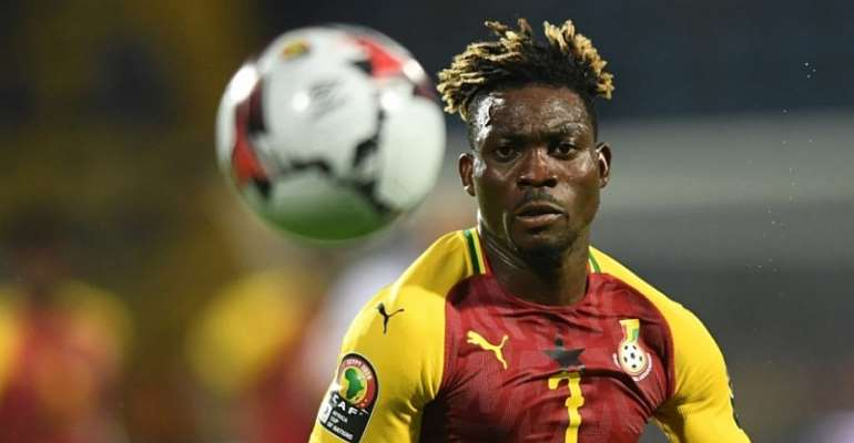 2021 AFCON Qualifiers: Christian Atsu Rules Himself Out Of South Africa Encounter