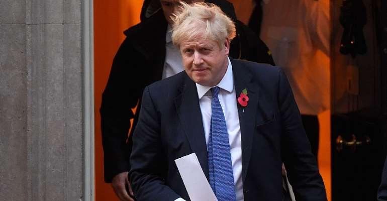 Boris Johnson Against Parliament