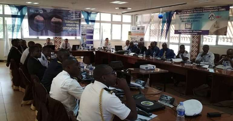 ISMI Holds Seminar On Maritime Information And Intelligence To Fight Crimes On Sea