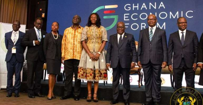 Proper Management Of Economy Financing Our Flagship Policies – Akufo-Addo
