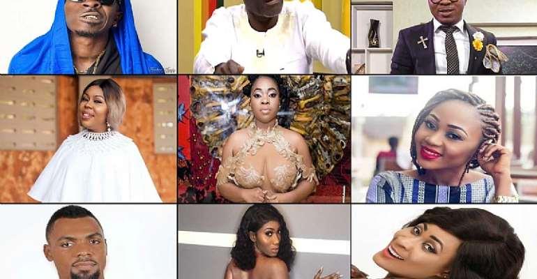 [List] Famous Ghanaian Celebrities And Their Birthdays