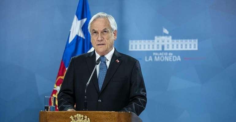 AFP Photos/Chilean Presidency/HO