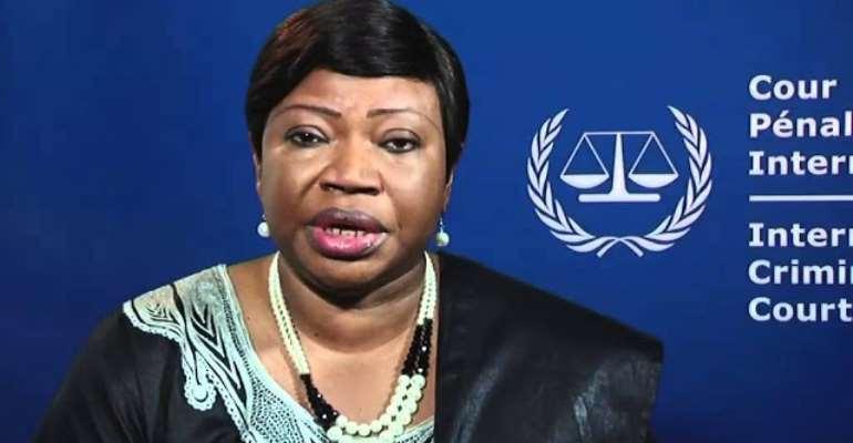 Fatou Bensouda, the criminal law prosecutor and legal adviser in The Hague.