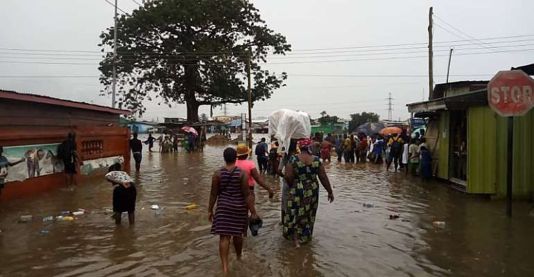 MP Urges NADMO To Act Faster To Flood Victims