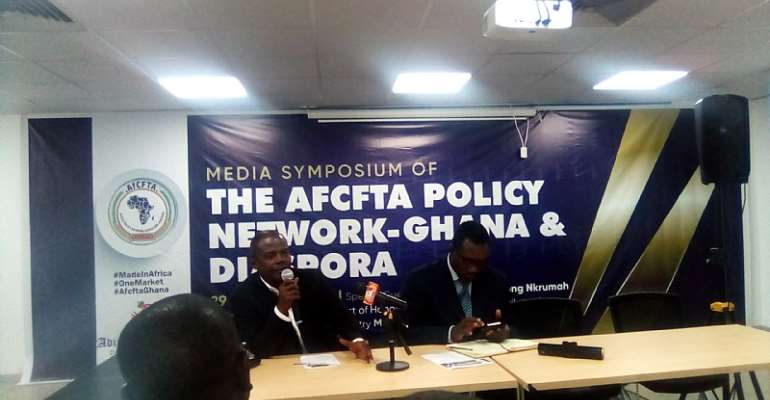 Technology Will Play Integral Role In The Implementation Of AfCFTA – Country Director