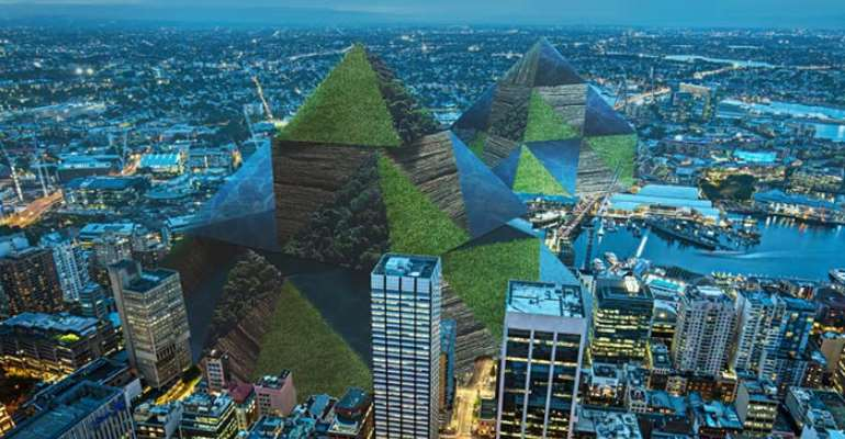It Takes A Vertical Village To Raise The Future