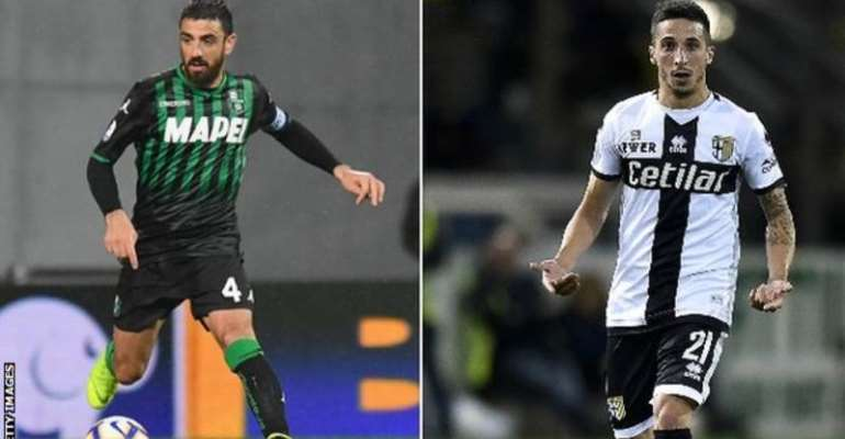Serie A Blasphemy Bans: Francesco Magnanelli & Matteo Scozzarella Suspended