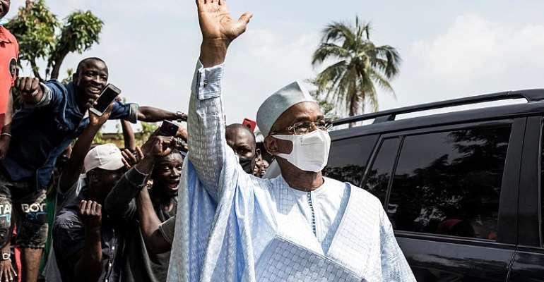 End of house arrest for Guinea opposition leader after post-election violence
