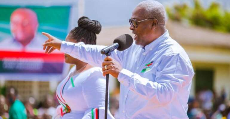 As Masters, We'll Inherit Akufo-Addo's Mess In 2021 And Turn Things Around – Mahama