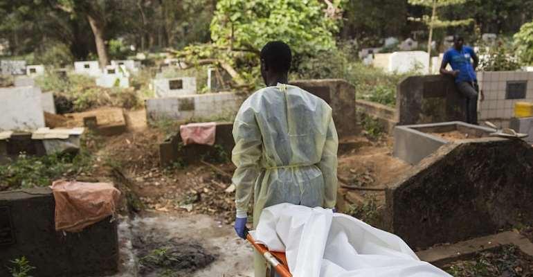 Ghana's COVID-19 Death Toll Hit 320