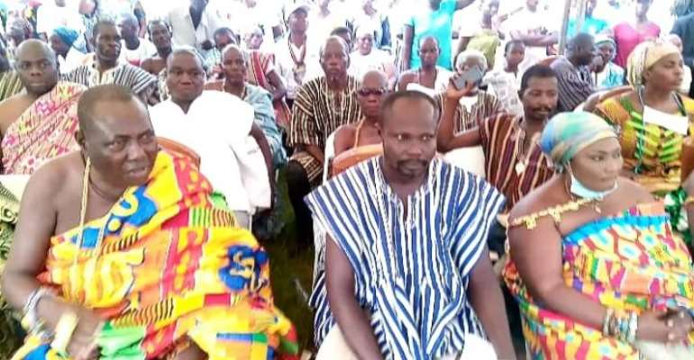 Is It A Crime To Praise Mahama? — Alavanyo Chiefs