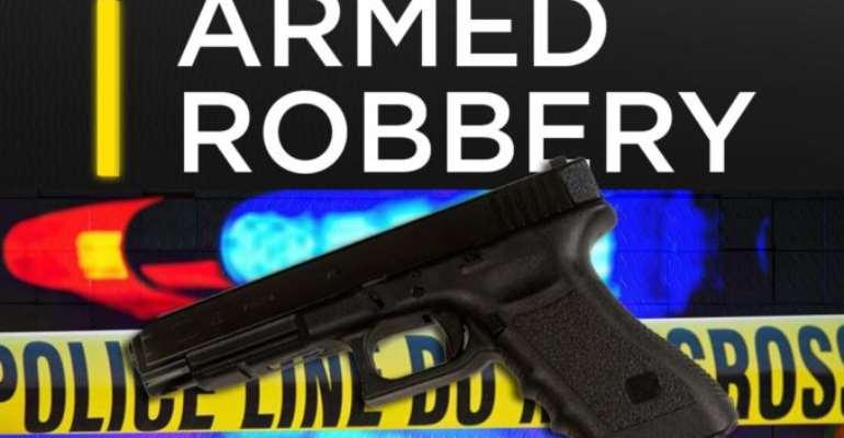 Kumasi: One Killed, Two Sustain Gun Shot Injuries In Daylight Robbery At Alabar