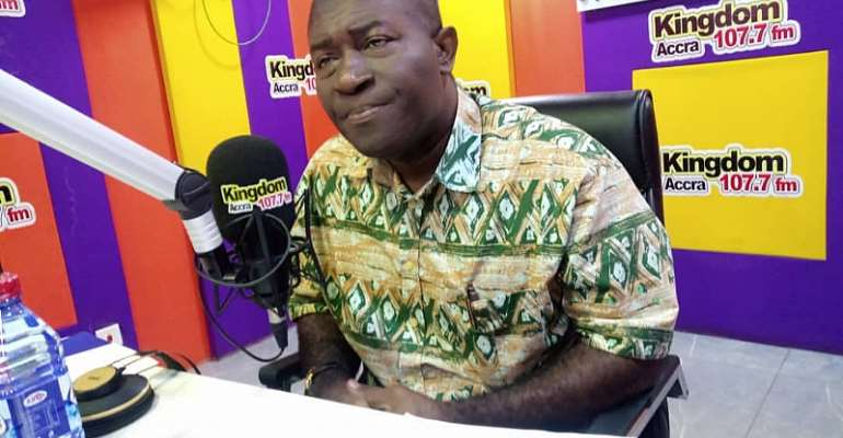 STC Boss Commends Bawumia For Ghana's Digitization
