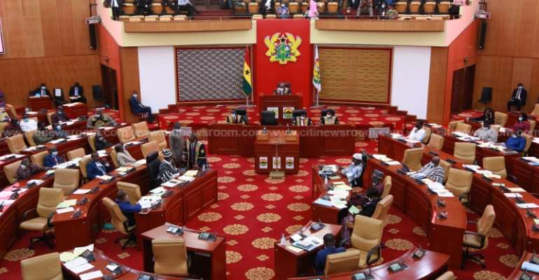Ghc27.4 billion Expenditure Approved For 2021 1st Quarter
