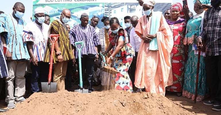 Construction Work Begins On Solid & Liquid Waste Plants In Northern Region