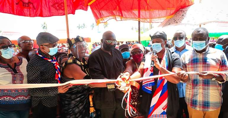 VP Bawumia commissions Training Institute for GES Staff