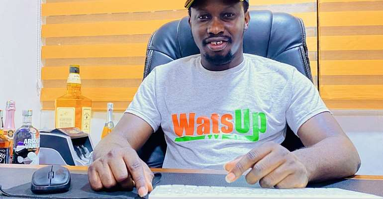 WatsUp TV CEO, ABD Traore