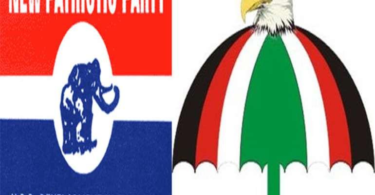 UTV Suspends NPP, NDC Political Program
