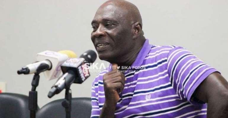 2020/21 Ghana Premier League: Great Olympics Coach Walker Targets Top 5 Positions