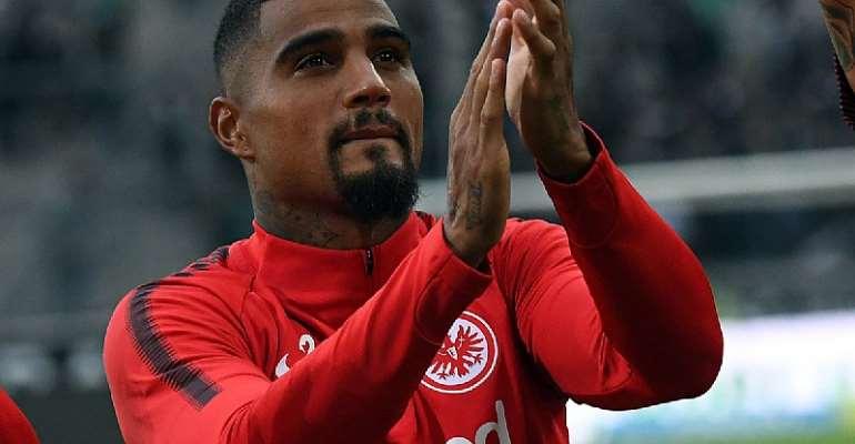 Kevin-Prince Boateng Rules Out Las Palmas Return