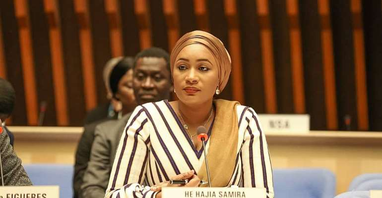 Samira Bawumia calls for concerted efforts in tackling air pollution and its attendant effects on health