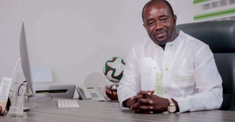 GFA Capo Kurt Okraku Charged Not To Fail Ghanaians