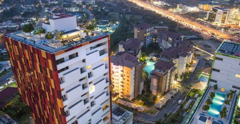 $200m Approved For Accra Dev't