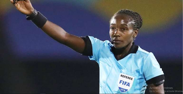 Female Referee Trio Named For Total U-23 AFCON Egypt 2019