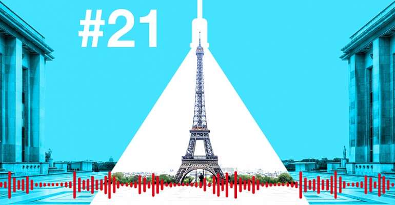 Podcast: Saffron on the rooftops, Paris climate resilience, how French Catholic Church lost its property
