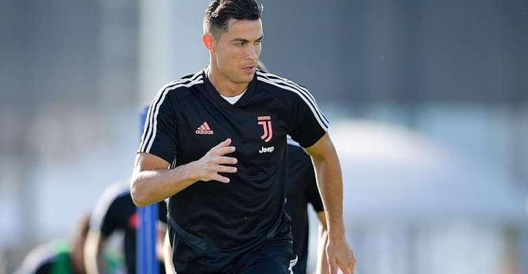 Cristiano Ronaldo © Getty Images