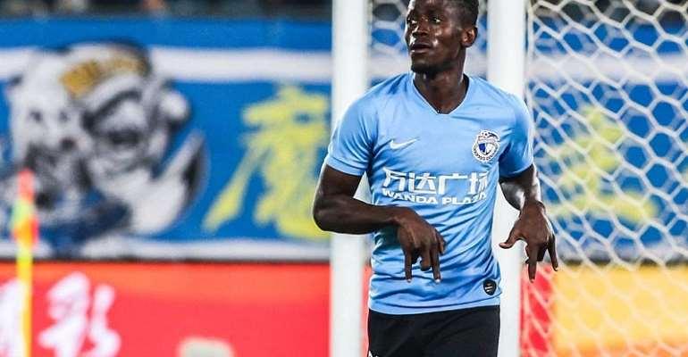 Emmanuel Boateng Scores To Inspire Dalian Pro To Victory