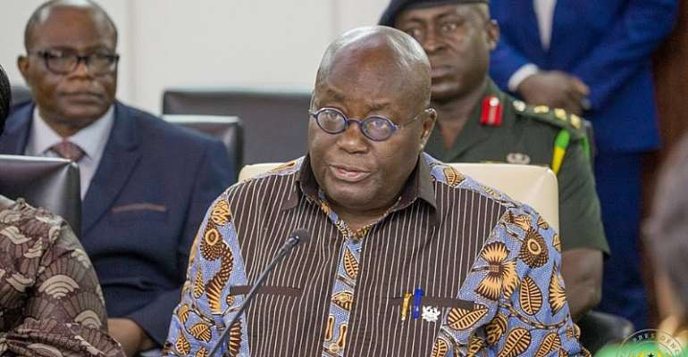 Think Tank Jabs Northern RCC Over 'Payment' For Nana Addo's Trip