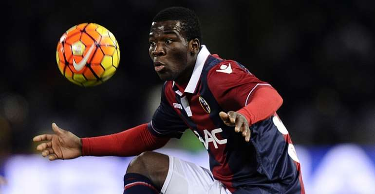 Godfred Donsah Reveals Bologna Teammates Convinced Him To Extend Stay At Club