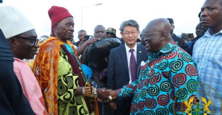 Ghanaians Admonished To Be Considerate In Demands From Gov't
