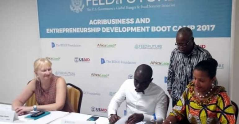Beige Foundation, Africa Lead Partner To Boost Agribusiness
